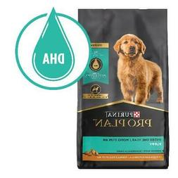 Purina Pro Plan With Probiotics, High Protein Dry Puppy Food