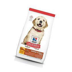 Hill's Science Diet Puppy Large Breed Chicken Meal & Oats Re