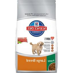 puppy breed dry dog food