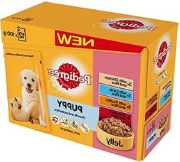 Pedigree Puppy Chunks in Jelly Selection - Pouch