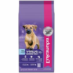 Eukanuba Puppy Dry Dog Food Chicken - Large Breed, 5 / 33 lb