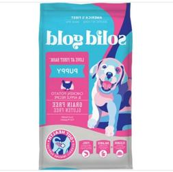 Puppy Dry Food; Love At First Bark Grain-Free With Real Chic