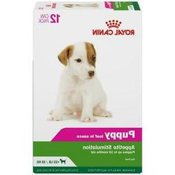 Royal Canin Puppy Loaf in Sauce Canned Dog Food