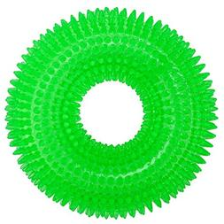 Puppy Teething Toys for Aggressive Chewers, Durable Squeaky
