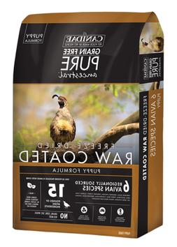 Canidae PURE Ancestral Avian- Quail, Chicken, & Turkey Puppy