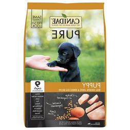 CANIDAE PURE Puppy Food - Limited Ingredient, Natural, Grain