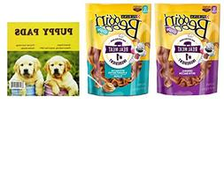Purina Beggin Strips Dog Treats Variety Pack. Original and P