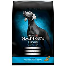 Purina Pro Plan Dog Food Chicken & Rice Large Breed 34 Lbs.