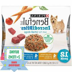 Purina Beneful IncrediBites Adult Wet Dog Food Variety Pack