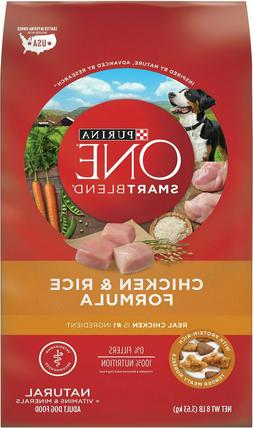 Purina One Smartblend Natural Chicken & Rice Formula Adult D