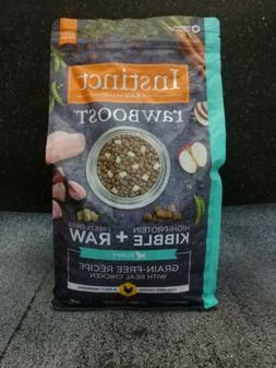 Instinct Raw Boost Puppy Grain Free Recipe with Real Chicken