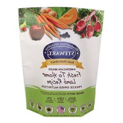Raw Naturals by Stewart Freeze Dried Dog Food in Resealable