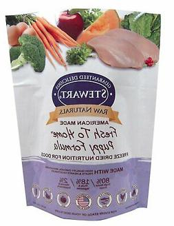 Stewart Raw Naturals Freeze Dried Puppy Food 12 Oz. Chicken