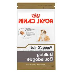 Royal Canin Breed Health Nutrition Bulldog Puppy Food dry do