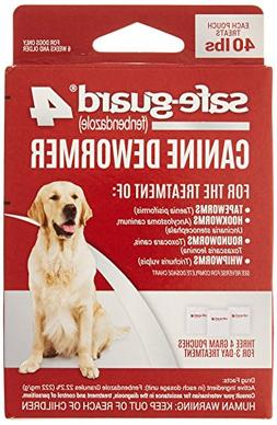Excel 8in1 Safe-Guard Canine Dewormer for Large Dogs, 3 Day