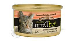 AvoDerm Natural Salmon in Salmon Consomme Cat Food, 3-Ounce
