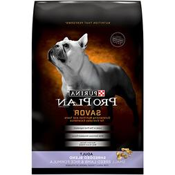 Purina Pro Plan Savor Shredded Blend Small Breed Lamb & Rice