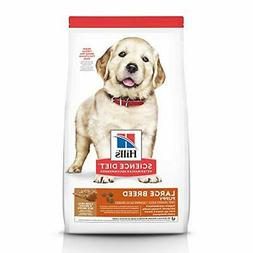 Science Diet Dry Dog Food, Puppy, Large Breeds, Lamb Meal &