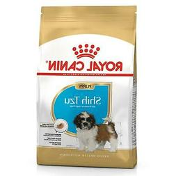 Royal Canin Shih Tzu Dry Puppy Dog Food, Breed Specific Heal