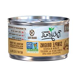 Purina Beyond Simple Origins Grain Free Pate Farm-Raised Chi