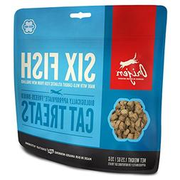 Orijen Six-Fish Freeze-dried Cat Treats 1.25 Oz