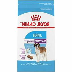 size health nutrition giant junior dry dog