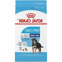 Size Health Nutrition Large Puppy Dry Dog Food