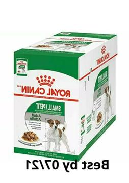 size health nutrition small breed chunks in