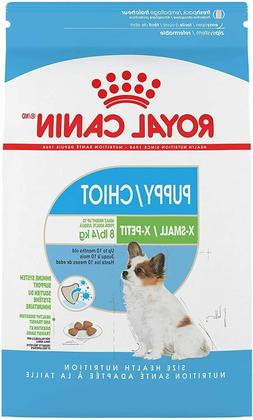 Royal Canin Size Health Nutrition X-Small Puppy Dry Dog Food