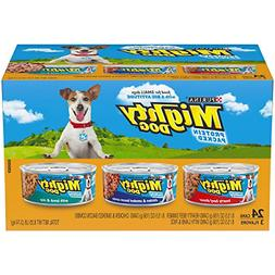 Purina Mighty Dog Small Breed Wet Dog Food Variety Pack, Hea