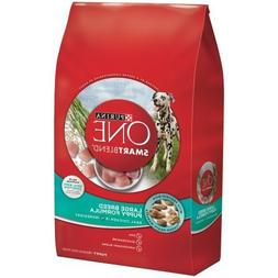 Purina ONE SmartBlend Large Breed Puppy Formula Premium Dog