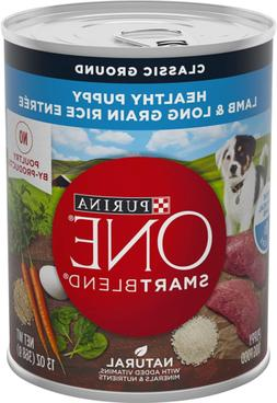 Purina ONE SmartBlend Healthy Puppy Natural Classic Ground P