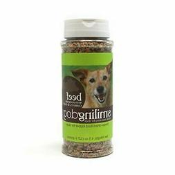 Herbsmith Smiling Dog Freeze Dried Kibble Seasoning with Bee