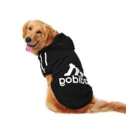 High Quality Spring Autumn Big Dog Clothes Coat Jacket Cloth