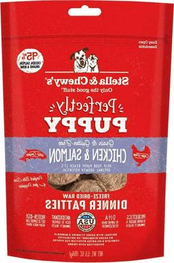 Stella & Chewy's Perfectly Puppy Freeze Dried Raw Chicken an