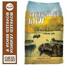 Taste Dry Of The Wild Grain Free High Protein Real Meat Reci