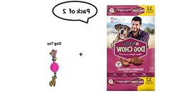 Purina Dog Chow Tender & Crunchy with Real Lamb Adult Dry Do