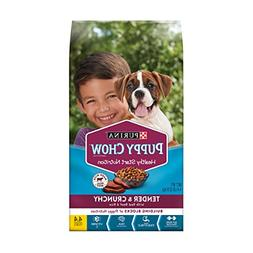 Purina Puppy Chow Tender & Crunchy Dry Puppy Food -  4.4 Lb.