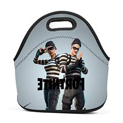Thick Insulated Thermal Lunch Bag Fortnite Battle Royale Gam