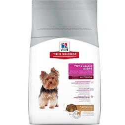 Hill's Science Diet Adult Dog Food, Small & Toy Breed Lamb M