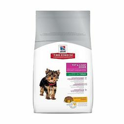 toy breed puppy food
