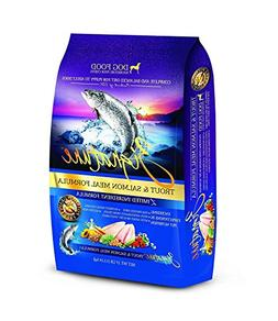 Zignature Trout and Salmon Dry Dog Food, 27 lb. bag. Fast De