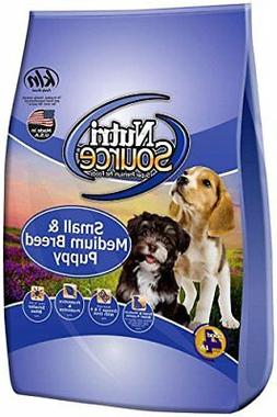 Tuffy'S Pet Food 131508 Nutri Small/Medium Breed Puppy Food,