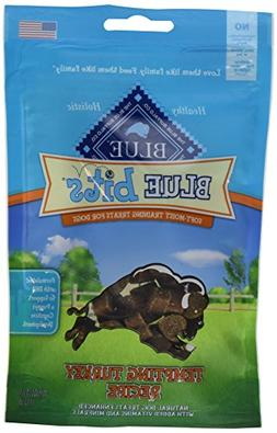 Blue Buffalo Turkey Bits Dog Treats, 2 Packages