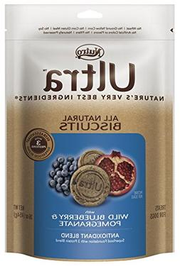 Nutro ULTRA Antioxidant Blend All Natural Dog Biscuits With