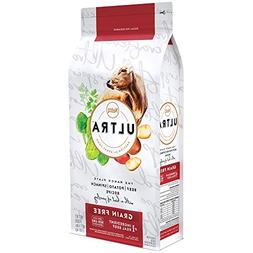 Nutro Ultra Grain Free Adult Dry Dog Food Beef, Potato and S