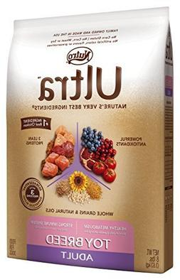 ULTRA Toy Breed Adult Dry Dog Food, 8 lbs. by Nutro Ultra Dr