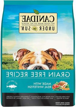 CANIDAE Under The Sun Grain Free Dry Dog Food for Puppies, A
