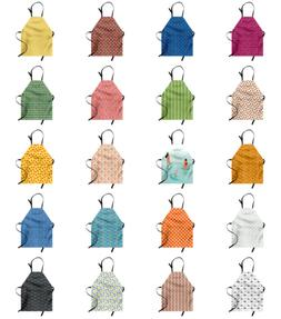 Unisex Indoor Use Apron Bib with Adjustable Neck Strap for G