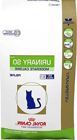 Royal Canin Veterinary Diet Urinary SO Moderate Calorie Dry